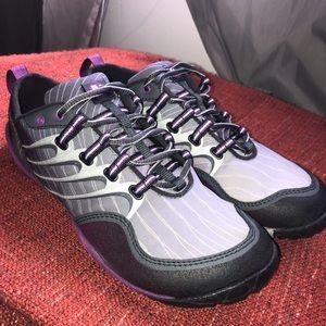 Merrell Lithe Glove Dark Shadow Shoes